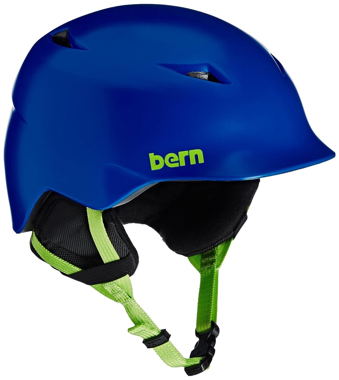 【予約受付中】 バーン(BERN) CAMINO Boy's ジュニア ジュニア ヘルメット Cobalt Satin Cobalt SB02ZSCOB Boy's S/M B011QL5DYE, インクのチップス:88bdff62 --- a0267596.xsph.ru