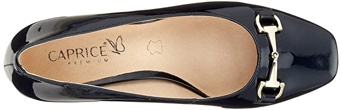 04d7f83a7a0d CAPRICE Women s 22314 Closed-Toe Pumps  Amazon.co.uk  Shoes   Bags