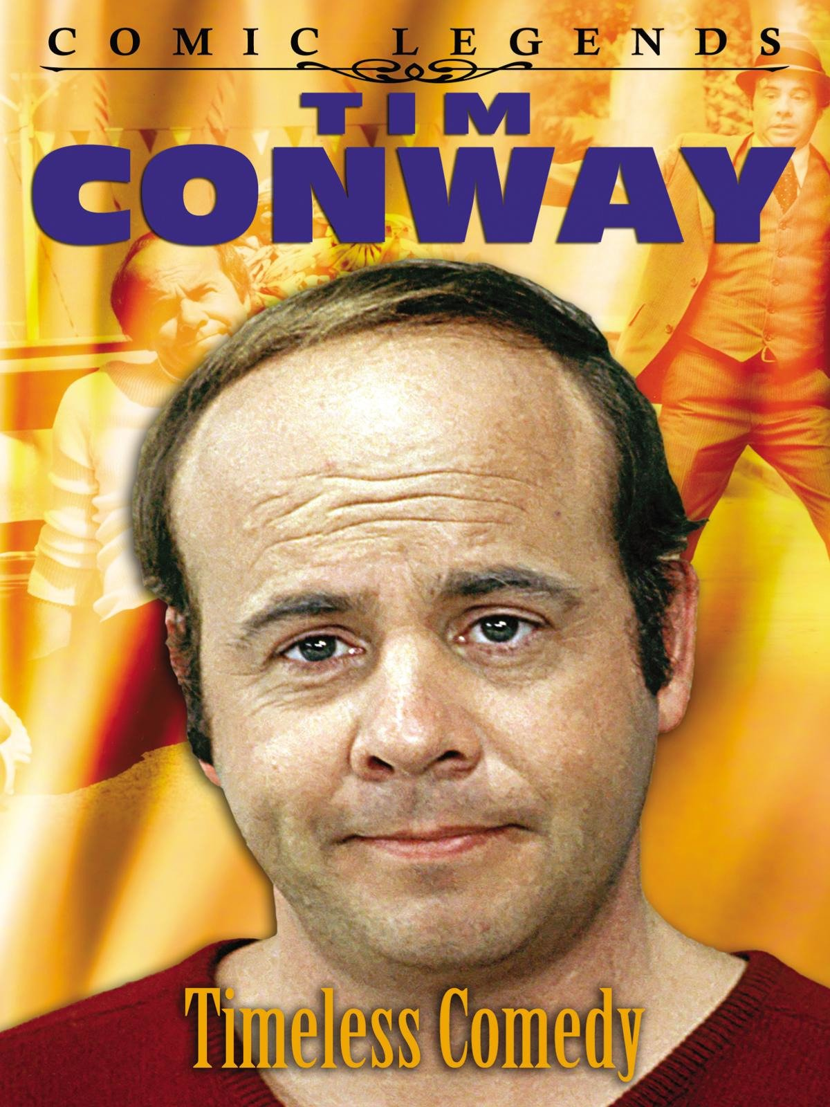 Tim Conway on Amazon Prime Video UK