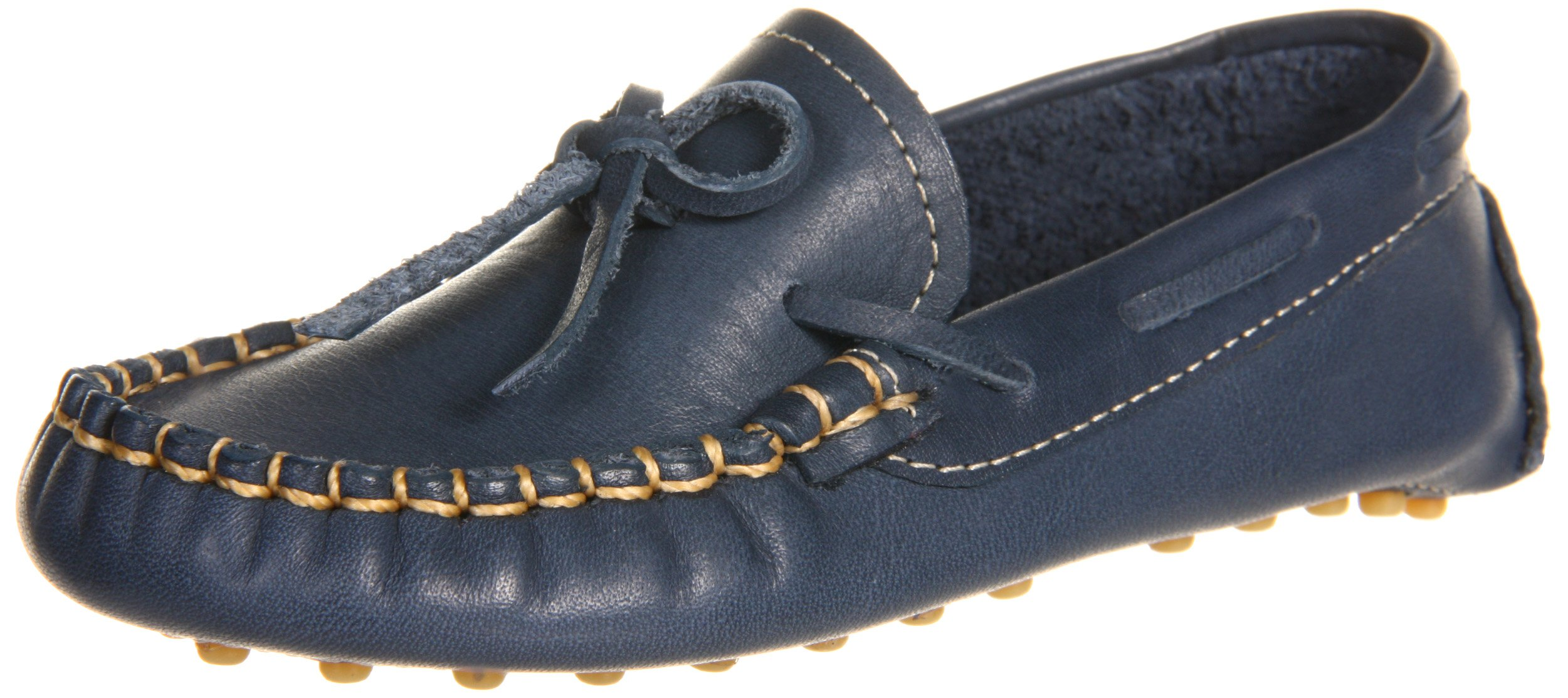 Elephantito Driver Loafers,Navy,9 M US Toddler by Elephantito