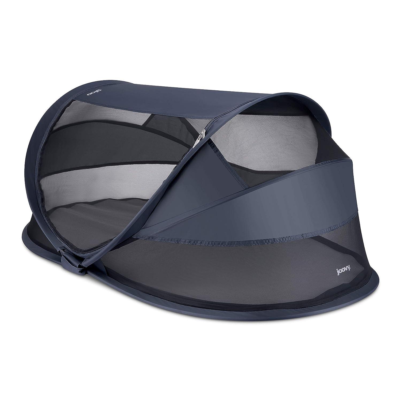 Joovy Gloo Infant Travel Bed Regular, Forged Iron