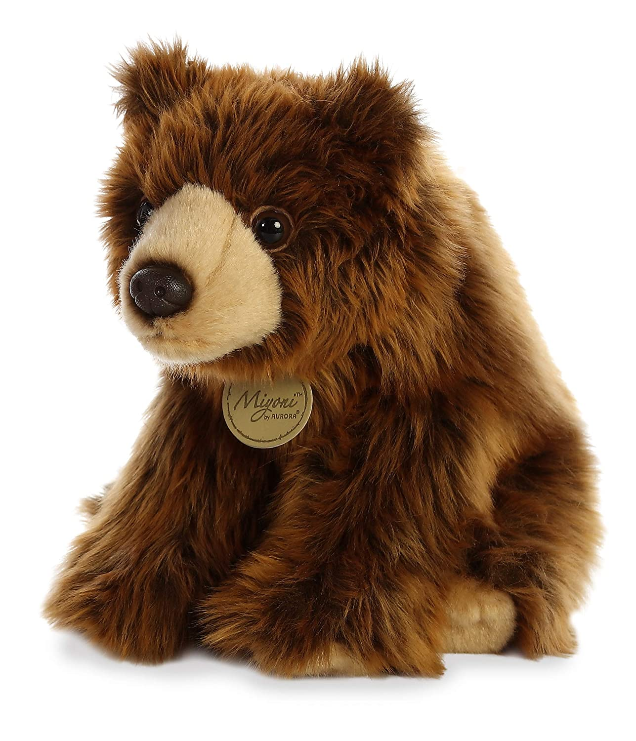 Nog Pal The Dog Collectible Toy Brown 9.5