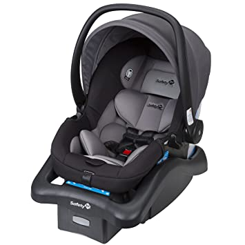bab57f3904ca0 Amazon.com   Safety 1st onBoard 35 LT Infant Car Seat (Monument)   Baby