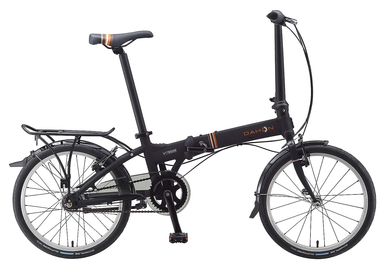 Dahon Vitesse i7 20'' 7 Speed Folding Bicycle (Coffee)