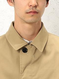 Polyester Balmacaan Coat 3225-139-2352: Beige