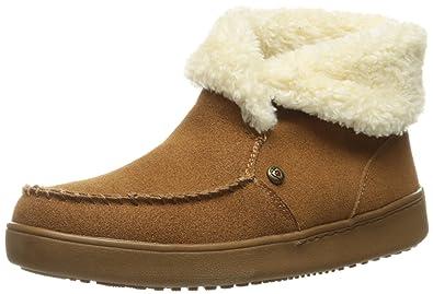 Skechers BOBS Women's Cozy High Mittens Boot, Chestnut, ...