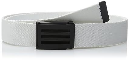 46d3737ee14602 adidas Golf Men's Webbing Belt, White, One Size: Amazon.ca: Sports ...