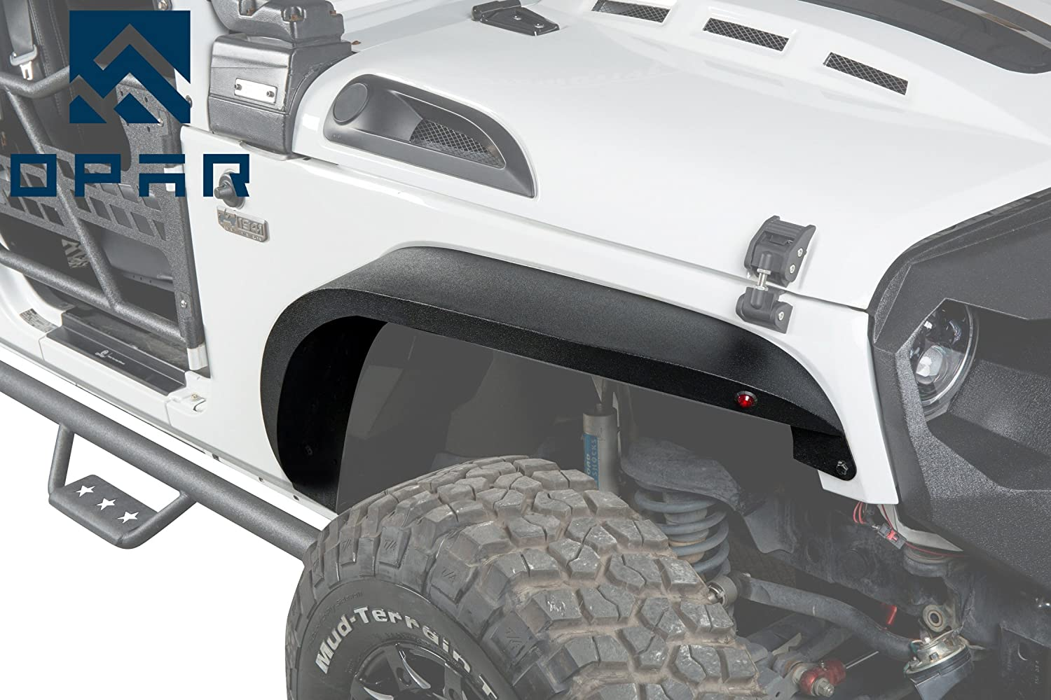 Jeep Fenders Reviews Of The Best Options To Choose From Installing Fender Flares If