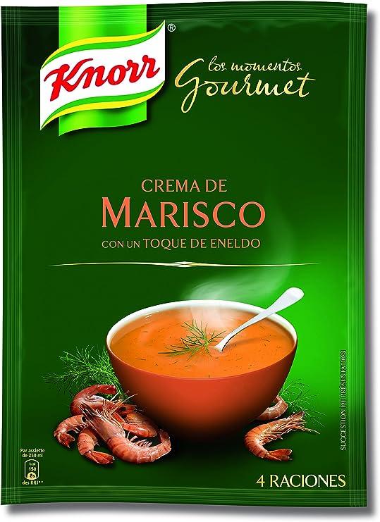 Knorr Crema Gourmet Marisco y Eneldo 63g: Amazon.es ...