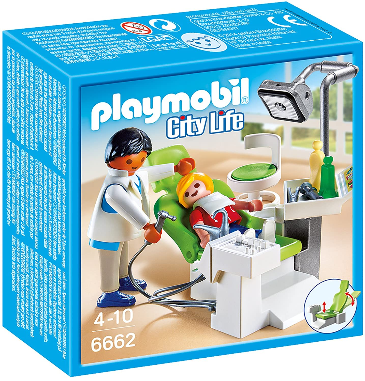 Playmobil Krankenhaus Zubehör - Playmobil Zahnarzt - Playmobil 6662