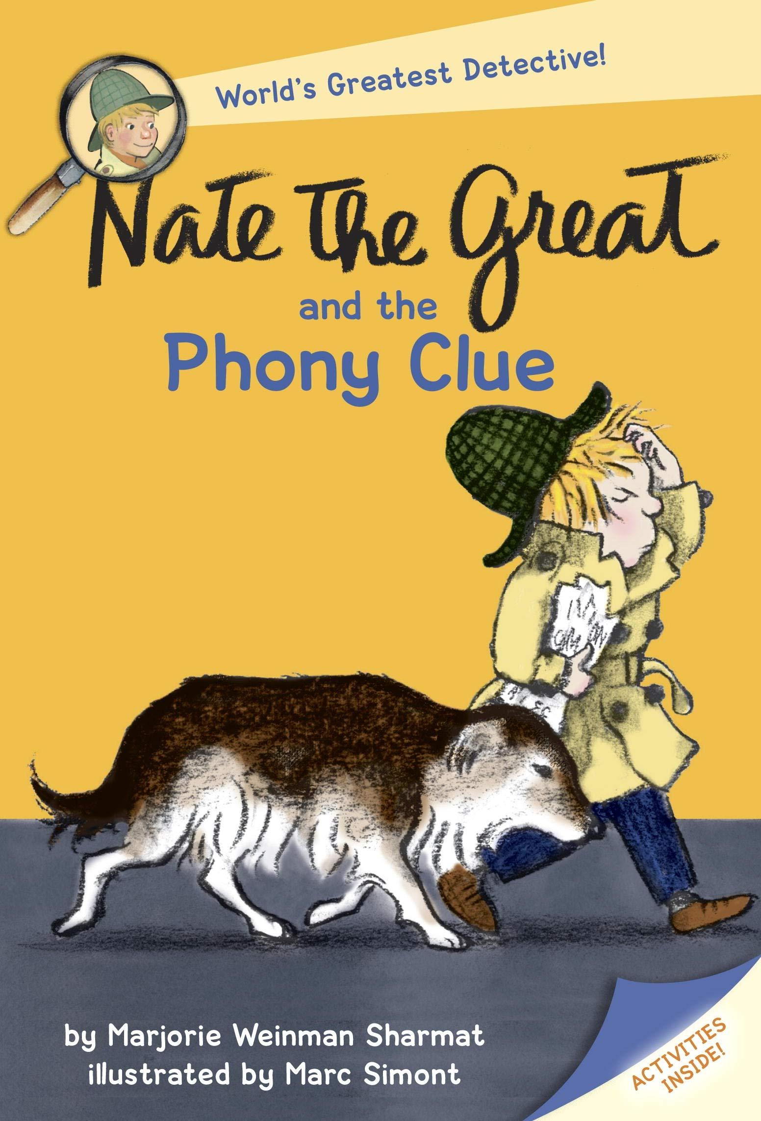 Nate the Great and the Phony Clue ebook