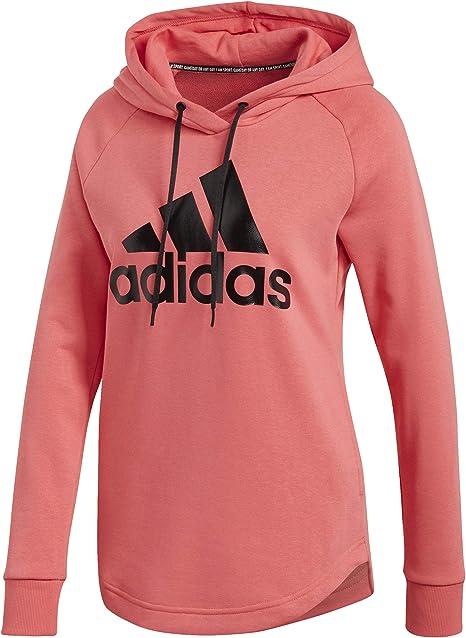 adidas Women's Must Have Badge Of Sport Crewneck Sweatshirt