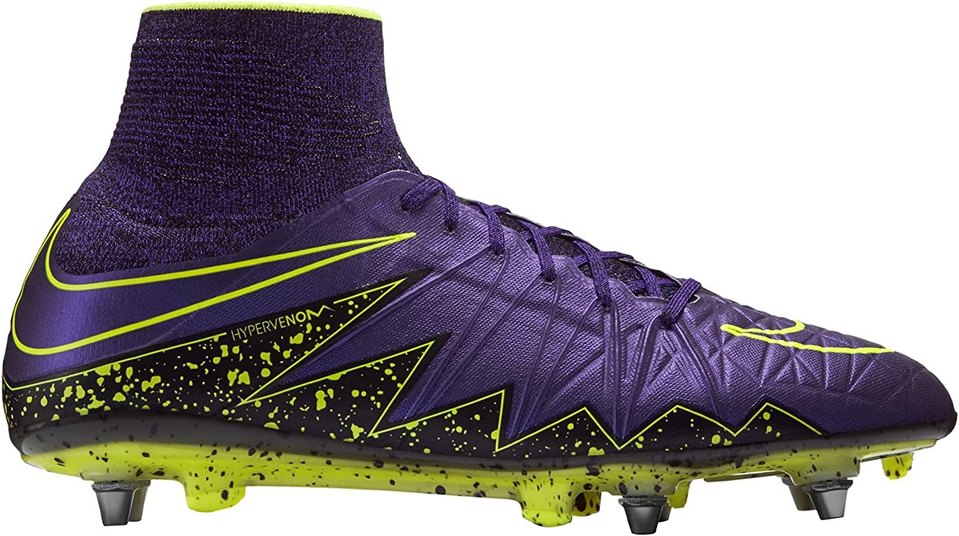 Cena obniżona Najnowsza całkiem fajne Amazon.com | Nike Hypervenom Phantom II SG-Pro Soccer Cleats ...