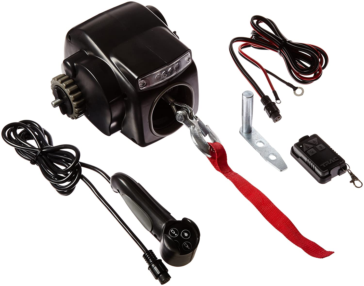 Trac Outdoor T10124 TW Series Electric Trailer Winch TRAC Outdoor Products 3026032