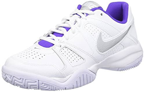 Nike City Court 7 (GS), Sneakers Fille - Différents Coloris - Blanc/