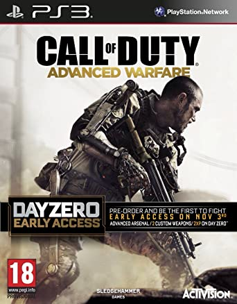 Call of Duty: Advanced Warfare - Day Zero Edition (PS3