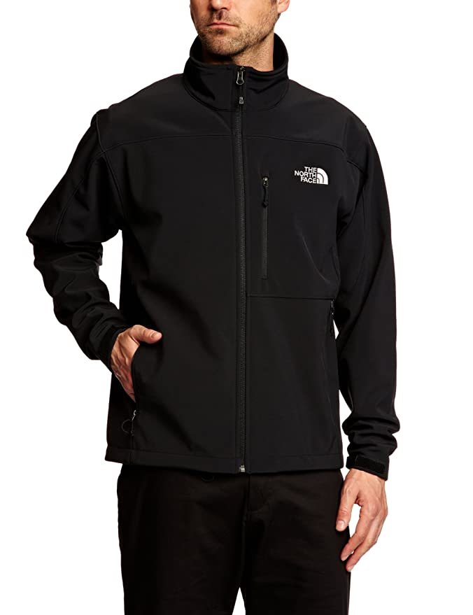 The North Face Mens Apex Bionic Jacket tnf black (Size: L)