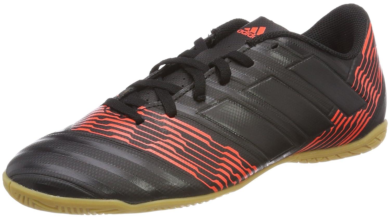 Adidas Herren Nemeziz Tango 17.4 in Fußballschuhe, schwarz neonrot