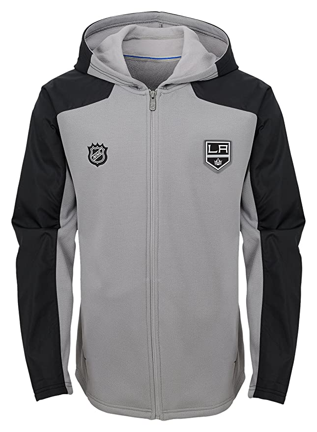 Outerstuff NHL Kids & Youth Boys Delta Full Zip Jacket