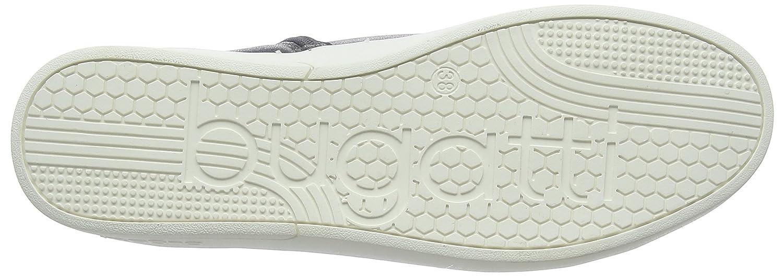 Bugatti Damen 422291335959 Hohe Sneaker 1490) Braun (Taupe / Metallics 1490) Sneaker b4ebf5