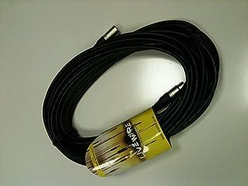Proel Livewire 20m XLR-XLR Signal/DMX/Microphone/Instrument Cable ...