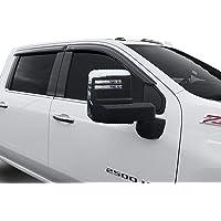 Lightronic WV94452 Tape-on Window Visors Rain Guards Smoke Tint 4PCS Set Fit for 2018-2020 Honda Odyssey