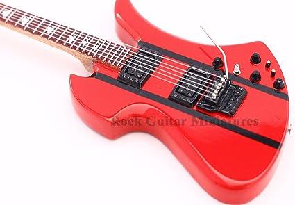 RGM128 Slash GUNS N ROSES Guitarra en miñatura: Amazon.es: Electrónica