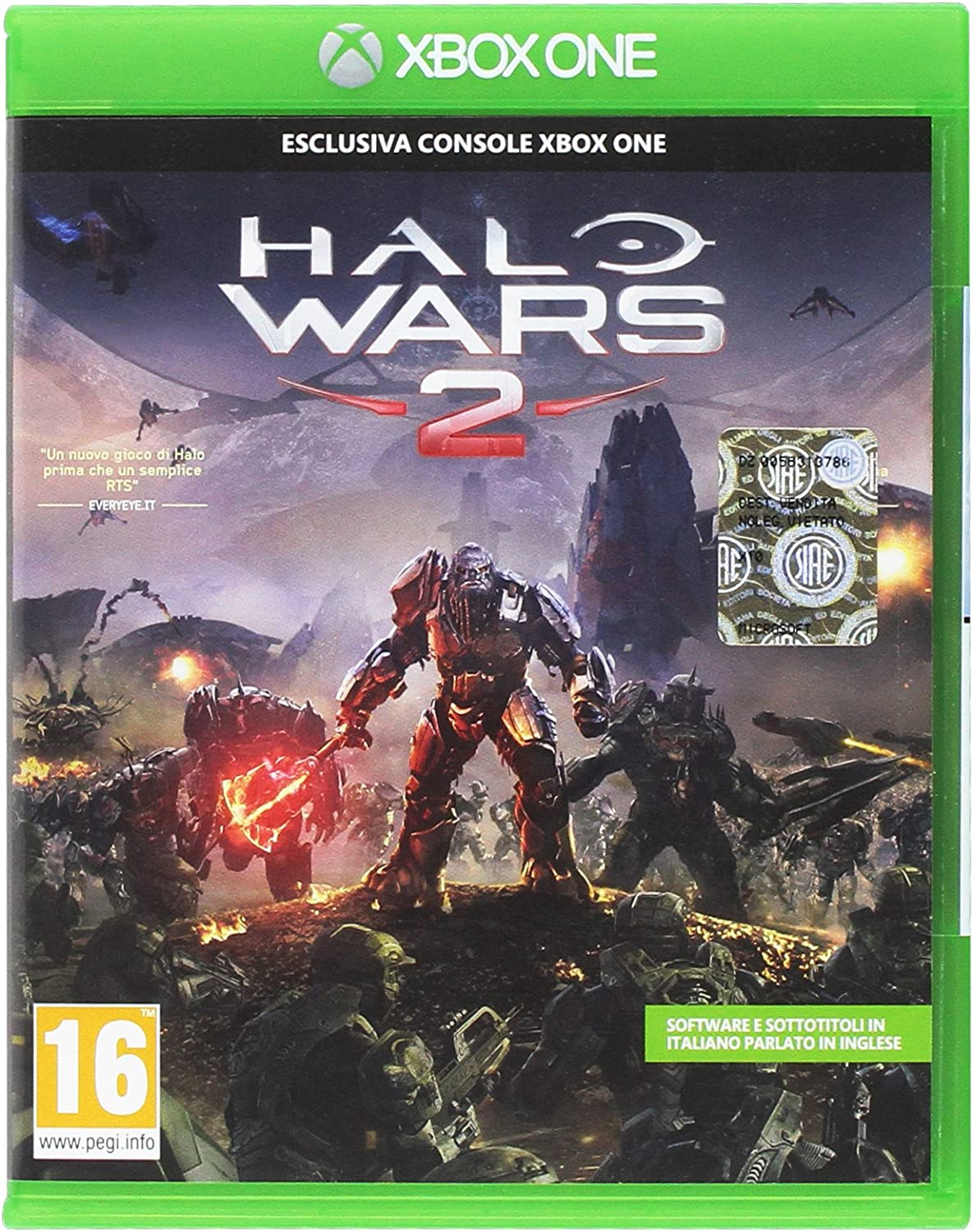 Halo Wars 2 - Xbox One [Importación italiana]: Amazon.es: Electrónica