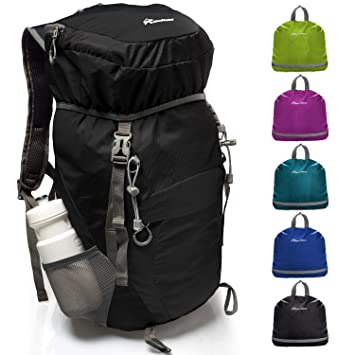 Amazon.com : OutdoorMaster Packable Backpack 30L - Lightweight Bag ...