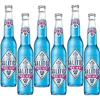 Salitos Blue Cervezas - Pack 6 Unidades