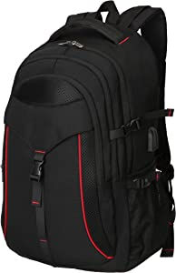 Travel Laptop Backpack Fit 17 In Laptop