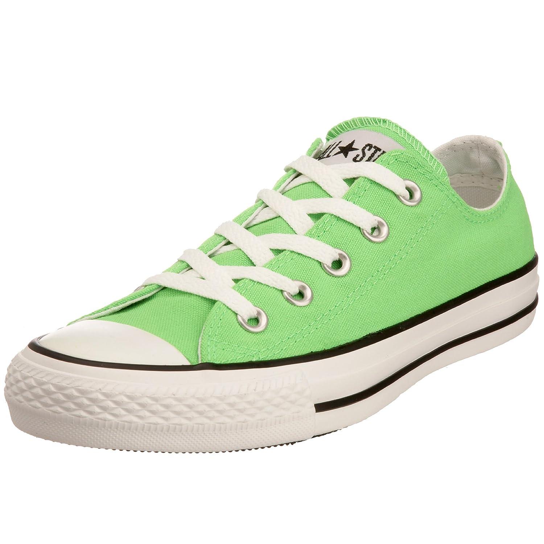 Converse Chuck Taylor All Star Season OX  Unisex Sneaker Neon Green