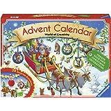 Ravensburger 11673 - DIY Adventskalender 2017 - World of Creativity