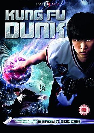 Amazon Com Kung Fu Dunk Dvd Movies Tv