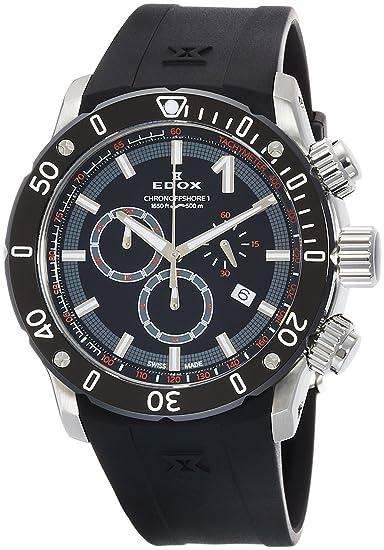 Edox Chronoffshore relojes hombre 10221-3-NIN