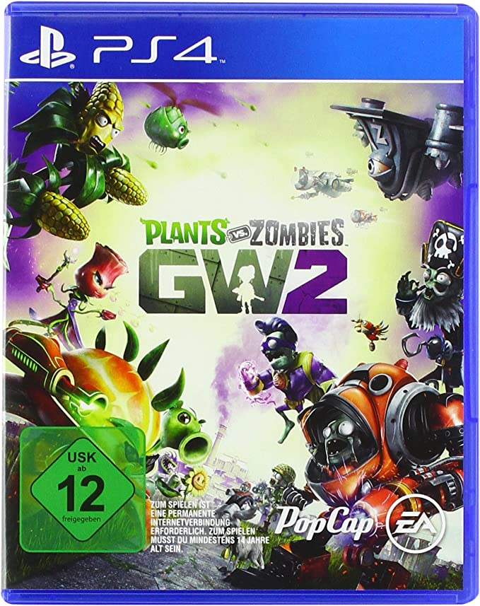 Electronic Arts Plants vs Zombies Garden Warfare 2 PS4 Básico ...