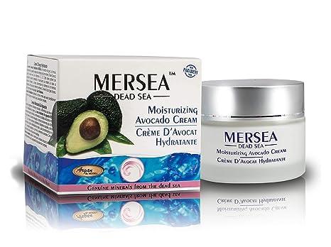 mersea Mar Muerto – hidratantes aguacate Crème, 1er Pack (1 x 50 ...