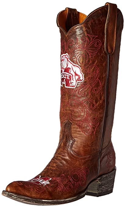 NCAA Mississippi State Bulldogs Women's 13-Inch Gameday Boots