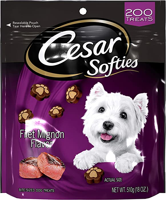 The Best Cesar Soft Filet Mignon Flavor Dog Food