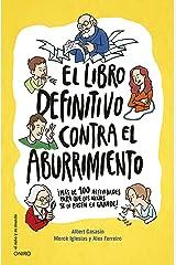 El libro definitivo contra el aburrimiento Perfect Paperback