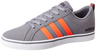 buy popular 16d05 3fc3a adidas neo Men s Vs Pace Grey, Solred and Cblack Sneakers - 12 UK India