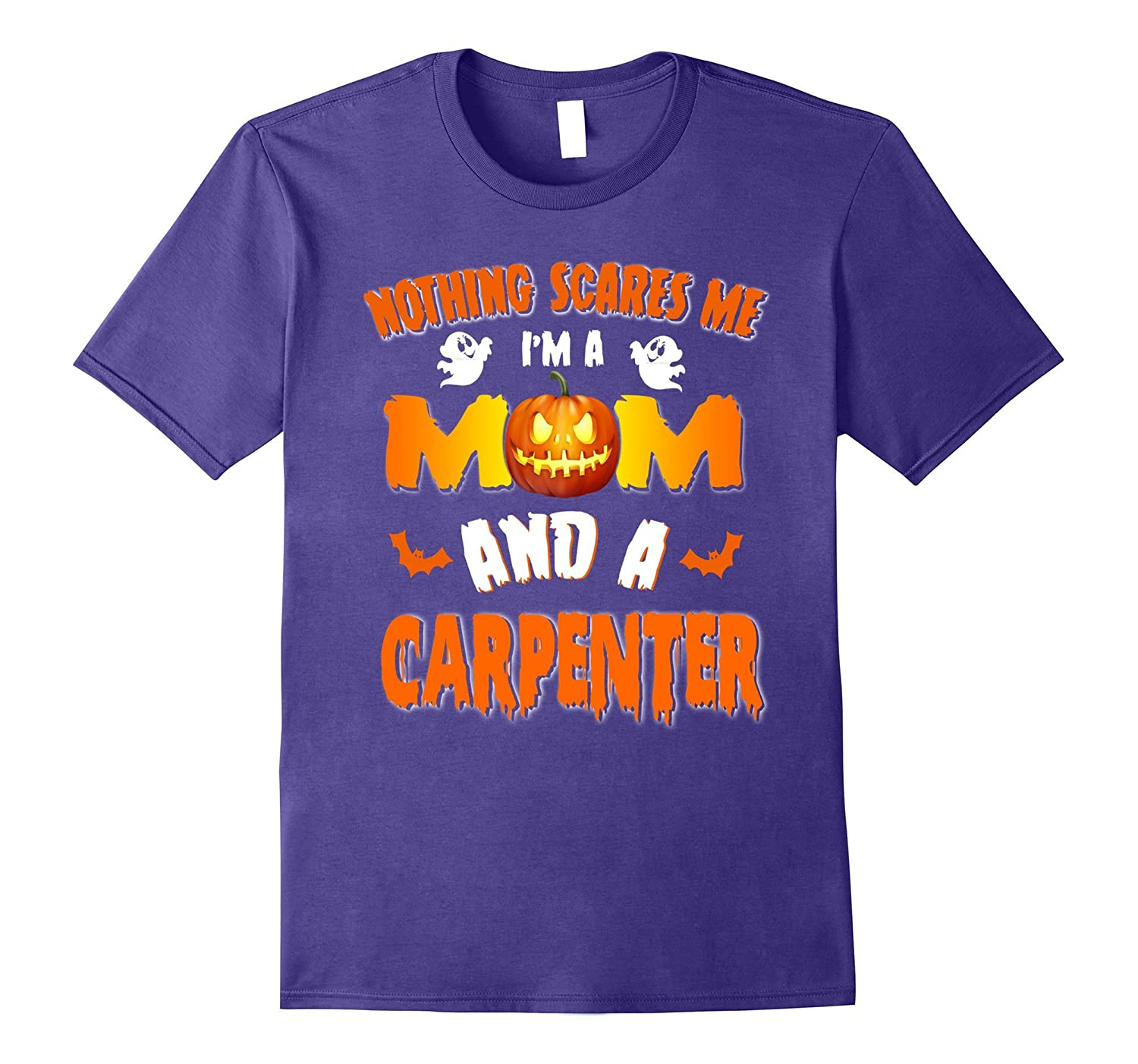 Mom And Carpenter - Halloween Costume Job Gift Shirts-TJ
