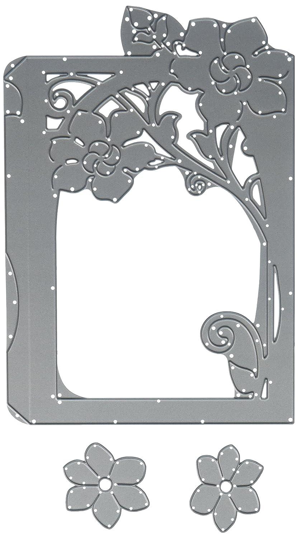 Sizzix 661880 Fustella Thinlits 3 Pezzi Lanterna di David Tutera Multicolor Metal 21.1x13.2x0.4 cm