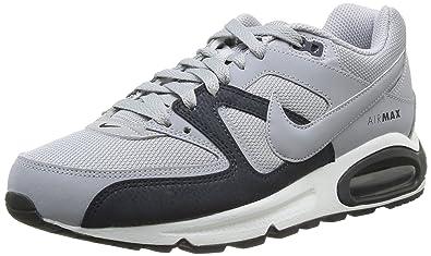 NIKE Air Max Command, Chaussures de Gymnastique Homme, Gris