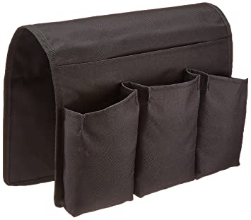 Superb Amazon.com : TravelWell Arm Chair Caddy Remote Control Holder Organizer,  Black : Business Pad Holders : Office Products