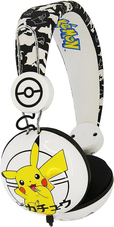 Otl Technologies Tween Kinder Kopfhörer Pokemon Pikachu Computer Zubehör