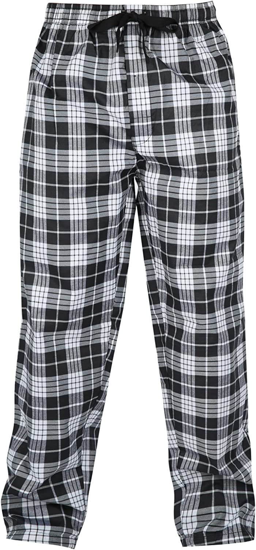 FASHION INSTYLE New Mens Designer Pyjama Bottoms Lounge Pants Trousers Night PJS S M L XL