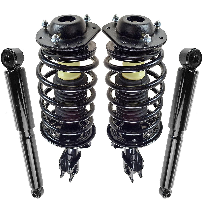 Monroe Front Strut Coil Springs Rear Shock Absorbers Kit For Pursuit HHR Cobalt
