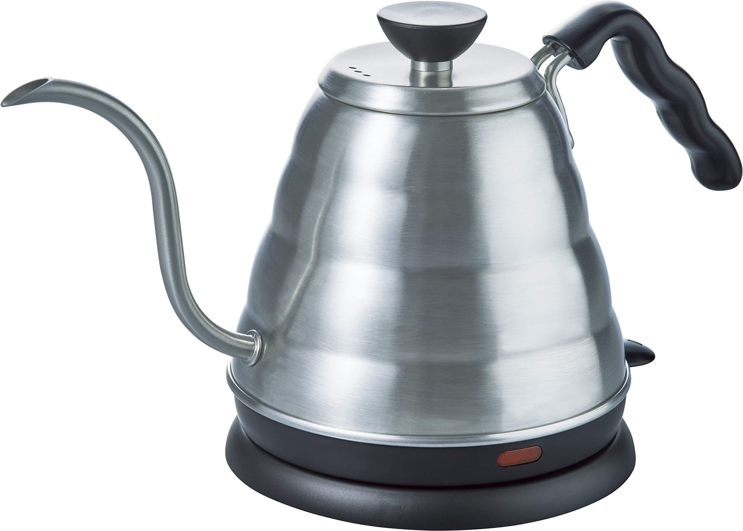 Hario V60 Buono Stainless Steel Electric Drip Coffee Kettle, 0.8L (800ml)