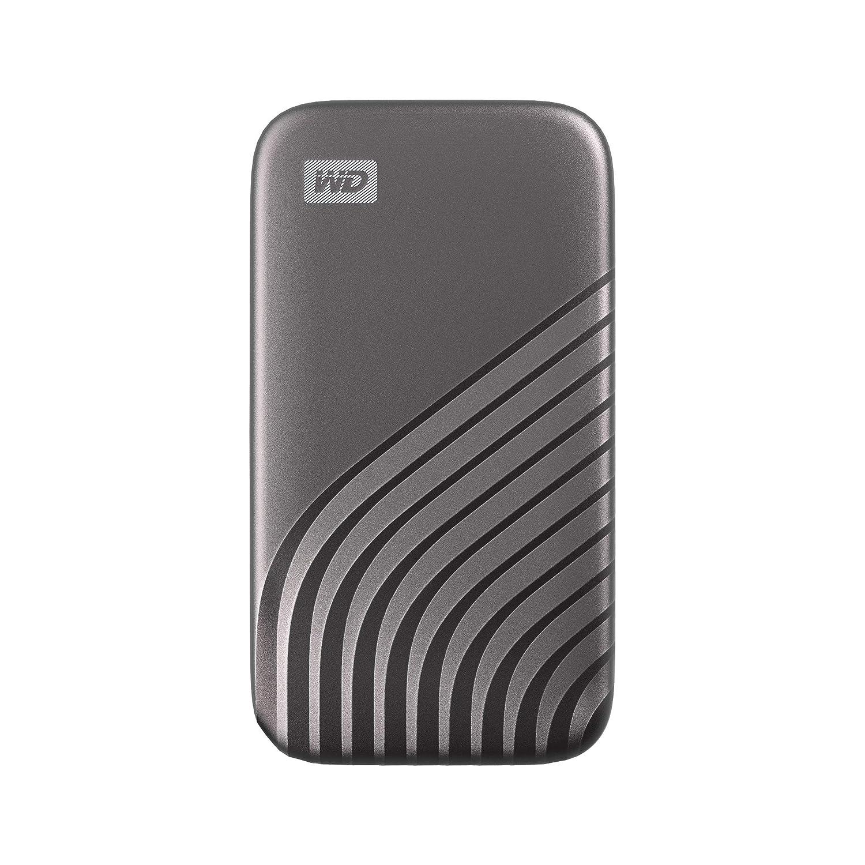 Western Digital WD My Passport SSD 500GB Space Gray